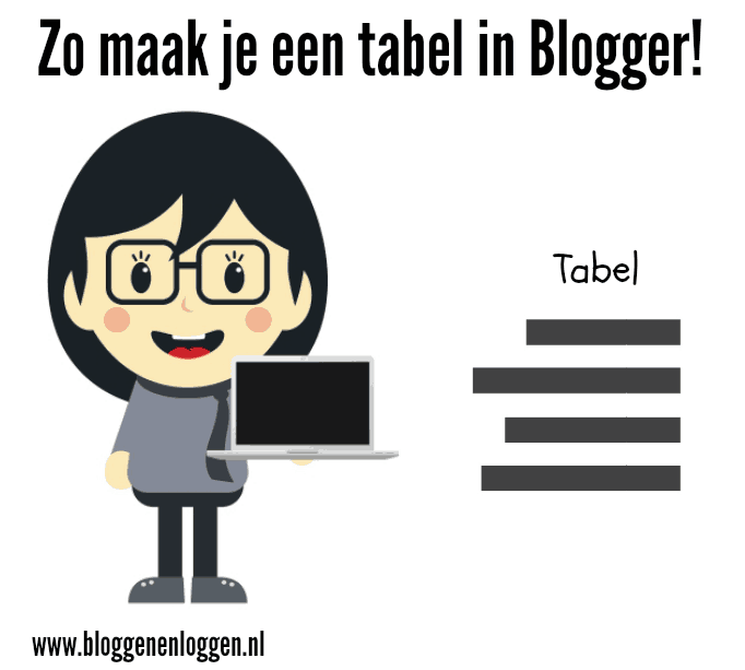 tabel in blogger
