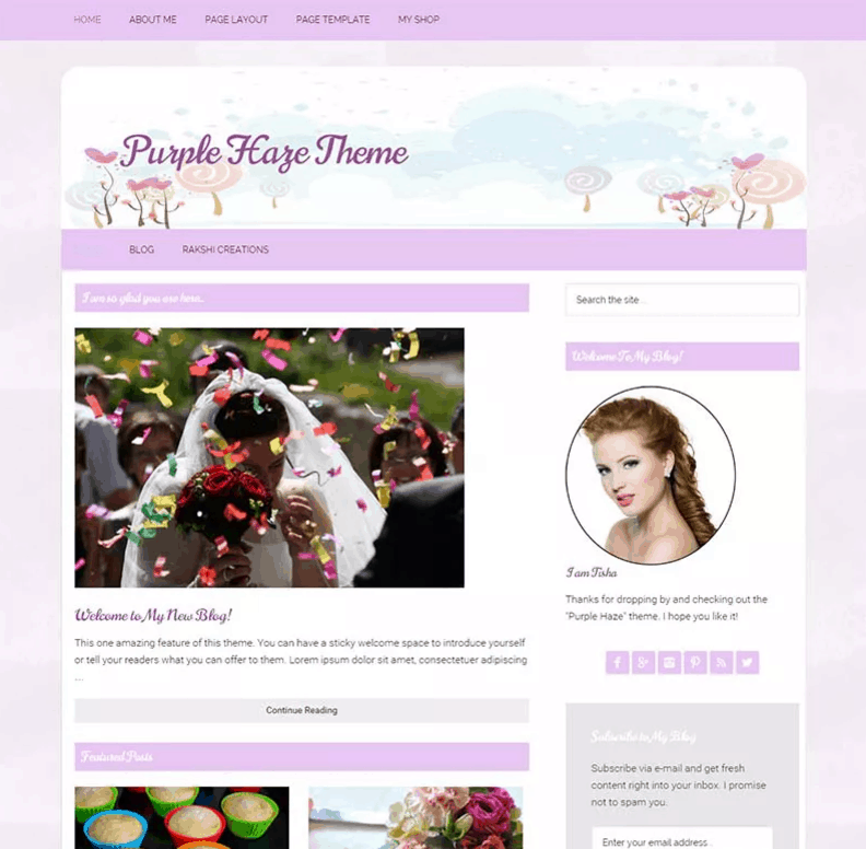 wordpress theme gratis