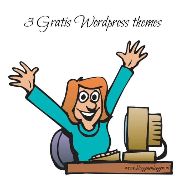 3 Gratis WordPress themes