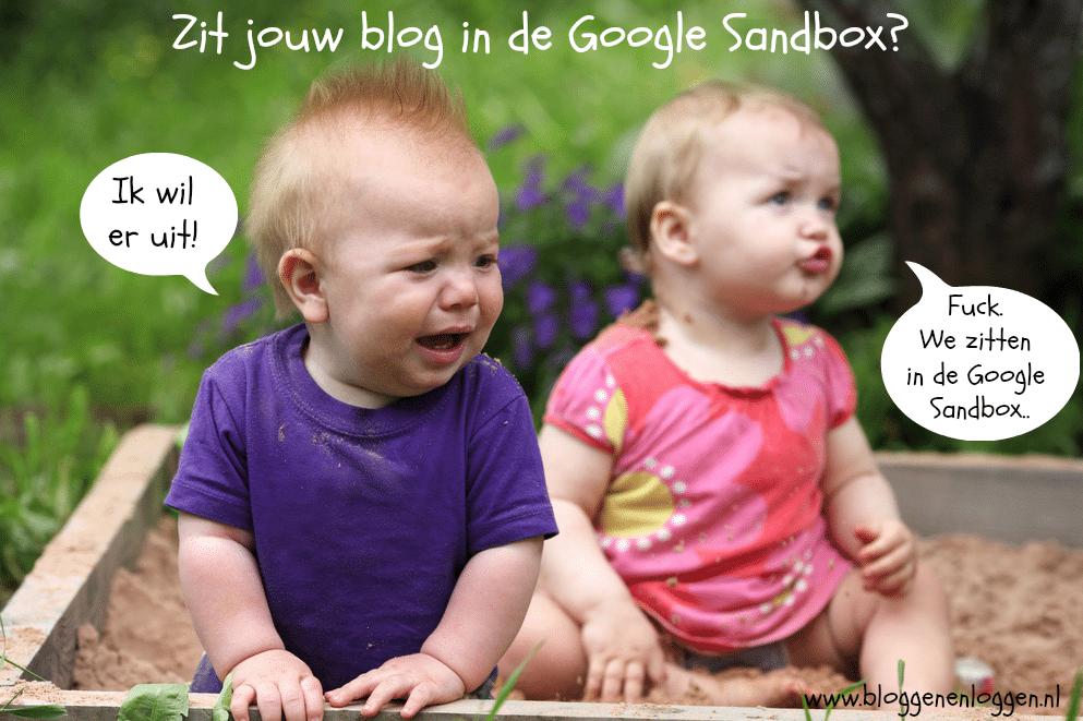 Het Google Sandbox effect: waarom je blog niet in de zoekresultaten staat