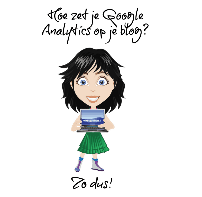google analytics op je blog