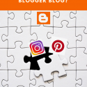 Hoe zet je een Instagram en/of Pinterest feed op je Blogger blog?