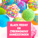 Black Friday en Cyber Monday aanbiedingen voor bloggers
