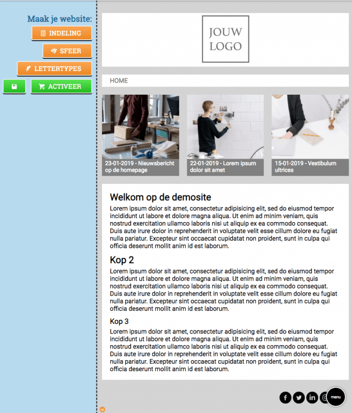 websitemaker.nl