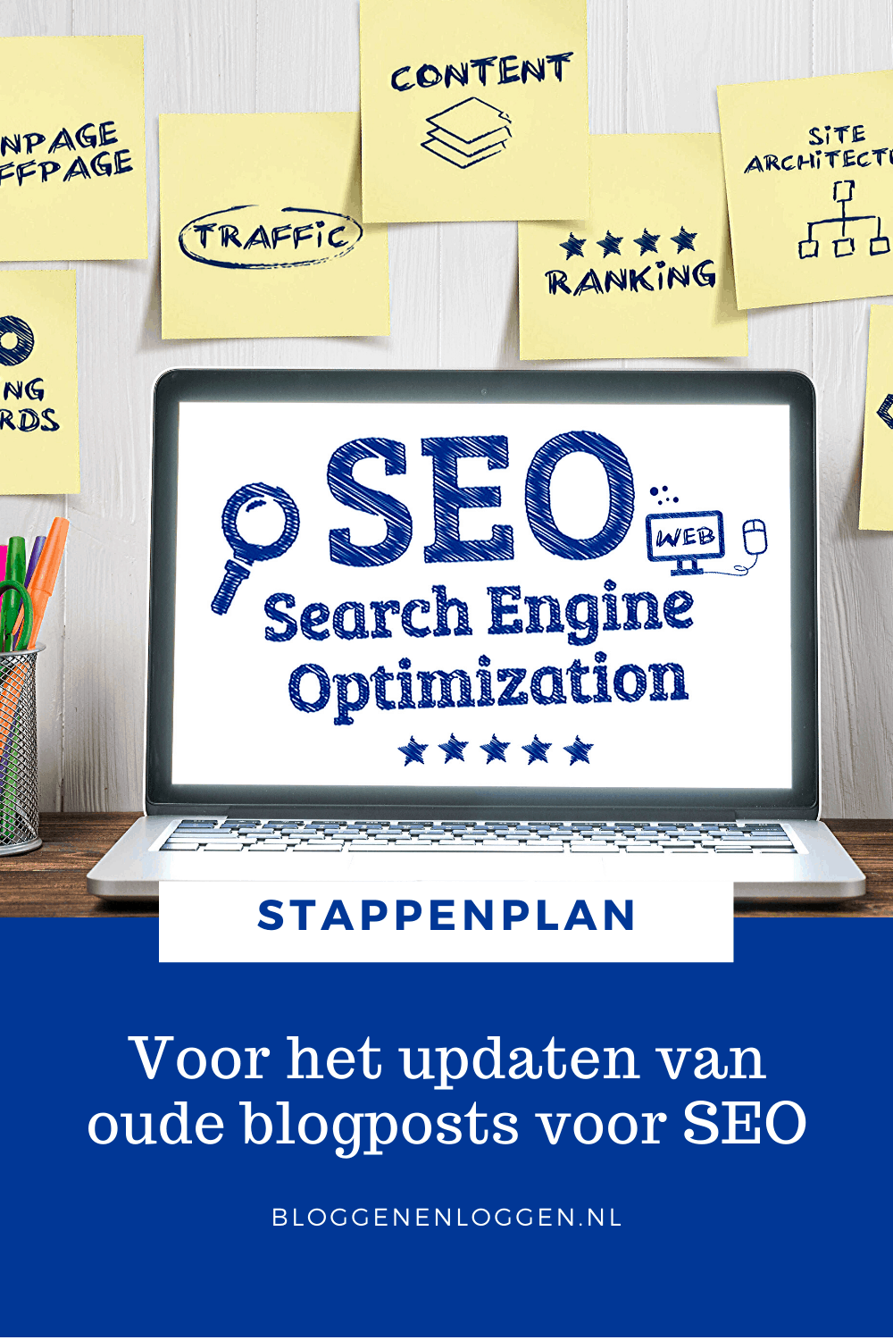 oude blogposts seo optimaliseren
