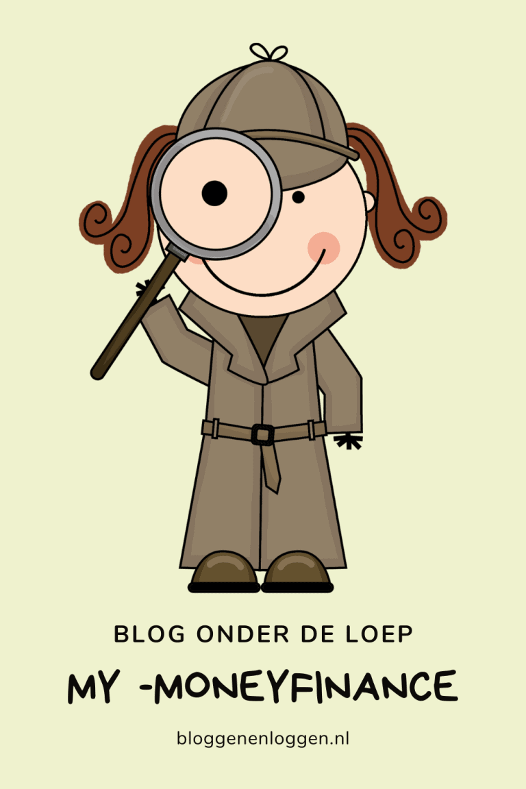 My-moneylife: blog onder de loep