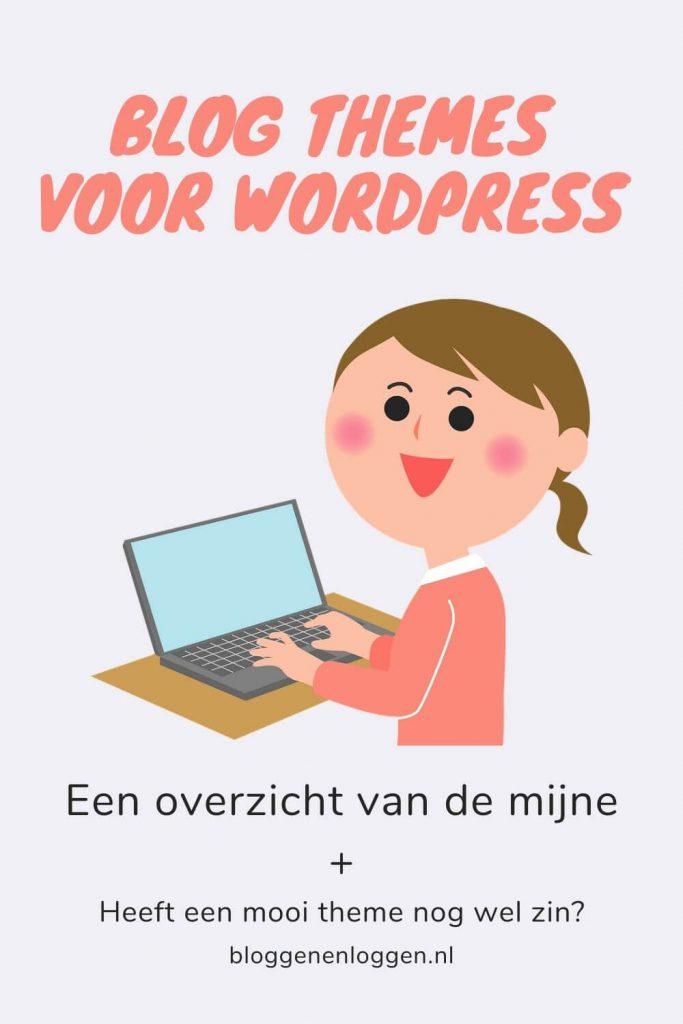 Blogthemes voor WordPress